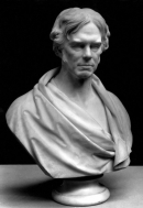 Bust of Michael Faraday by Sir Thomas Brock, 1886, after John Henry Foley, National Portrait Gallery, London.