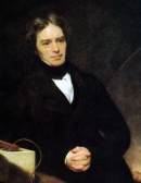 ФАРАДЕЙ Майкл (Faraday Michael),  by Thomas Phillips oil on canvas, 1841-1842