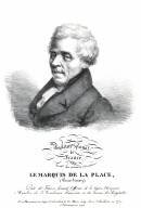 ЛАПЛАС Пьер Симон (Laplace Pierre-Simon). Литография Julien Leopold Boilly, 1796-1874. Источник: https://library.si.edu