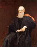 ТОМСОН (Кельвин) Уильям (Thomson William, Baron Kelvin). Художник Hubert_von_Herkomer